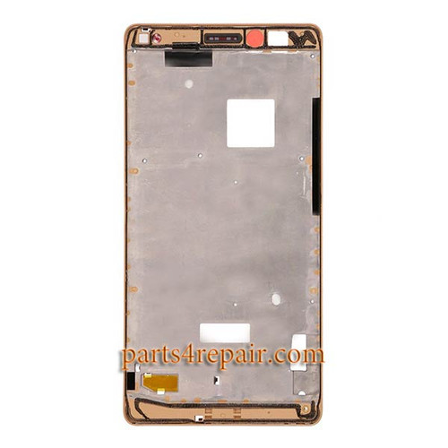 Front Housing Cover for Huawei Mate S -Gold