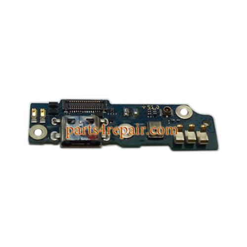 Dock Charging PCB for Meizu M1 from www.parts4repair.com