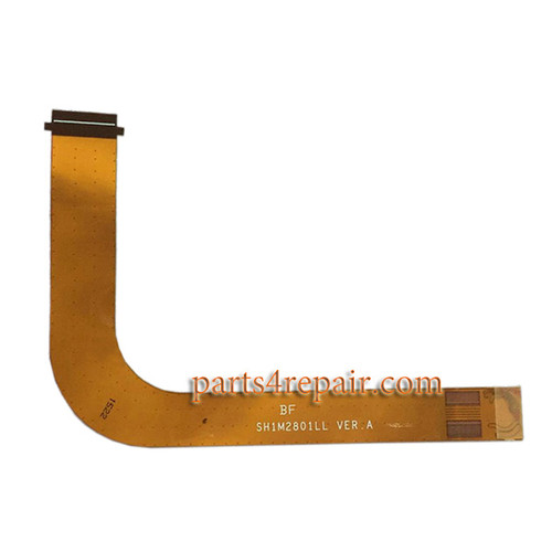 LCD Connector Flex Cable for Huawei Mediapad M2