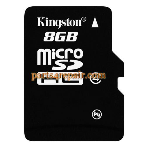 Kingston 8GB Micro SD Class 4 Memory Card