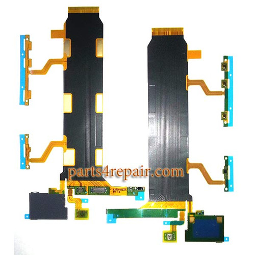 Flex Cable for Sony Xperia Z Ultra XL39 C6802 3G