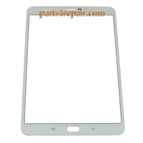 Front Glass for Samsung Galaxy Tab S2 8.0 3G SM-T715 -White