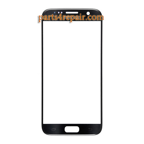 Front Glass OEM for Samsung Galaxy A9 (2016) All Versions -Black