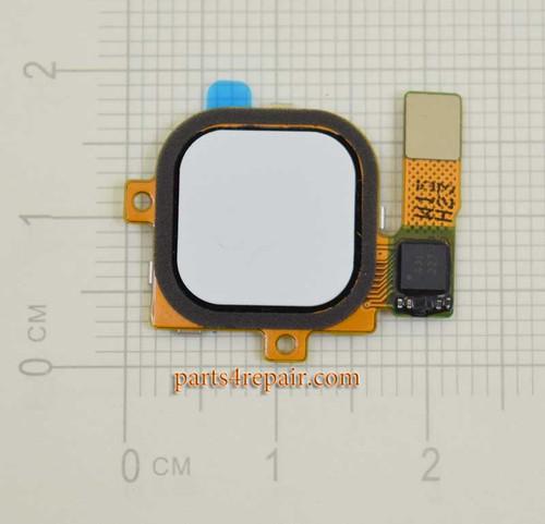 Fingerprint Sensor Flex Cable for Huawei Nexus 6P -Frost White