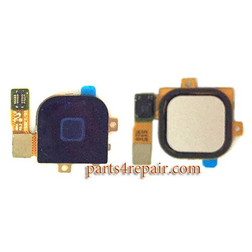 Fingerprint Sensor Flex Cable for Huawei Nexus 6P -Aluminium