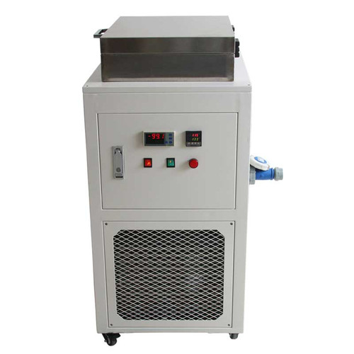 Freezing Separator Machine with Minimum -150  ° C for LCD Glass Separator up to 12inch