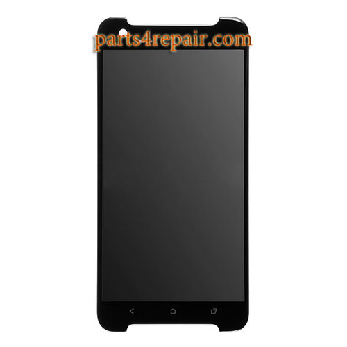 Complete Screen Assembly for HTC One X9 -Black