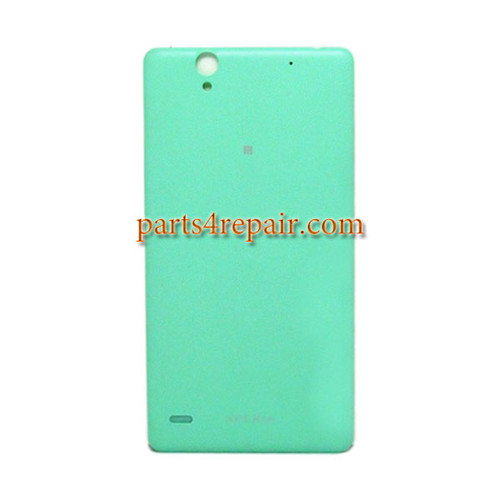Back Cover with NFC for Sony Xperia C4 -Green