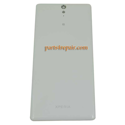 Back Cover for Sony Xperia C5 Ultra -White