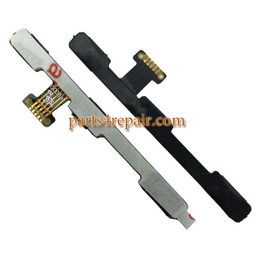 Side Key Flex Cable for Lenovo K3 (Lenovo Lemon K30-T)