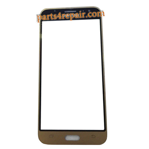 Front Glass OEM for Samsung Galaxy J3 (2016) All Versions -Gold