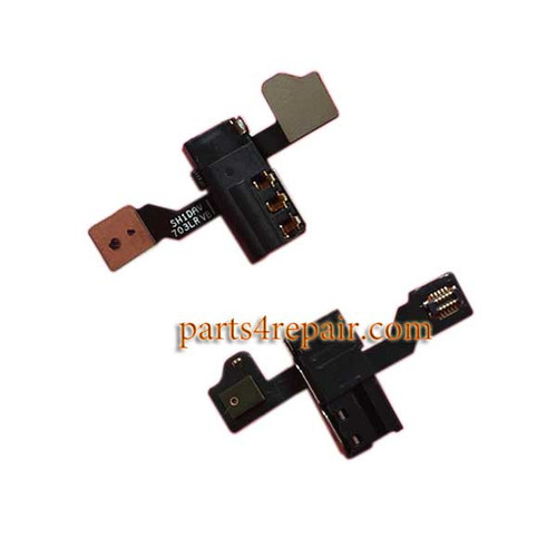 Earphone Jack Flex Cable for Huawei P8 Max