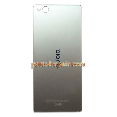 Back Cover for ZTE Nubia Z9 NX508J -Gold