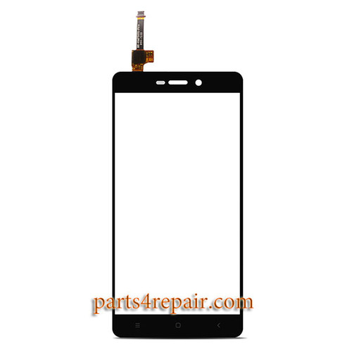 Touch Screen Digitizer for Xiaomi Redmi 3 3S 3X -Black