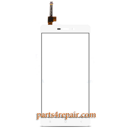 Touch Screen Digitizer for Xiaomi Redmi 3 3S 3X -White
