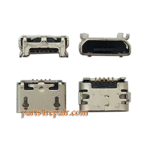 Dock Charging Port for Huawei Ascend Y320 -5pcs
