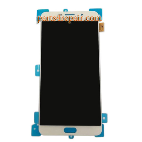 Complete Screen Assembly for Samsung Galaxy A9 (2016) -White