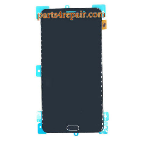 Complete Screen Assembly for Samsung Galaxy A7 (2016) -Black