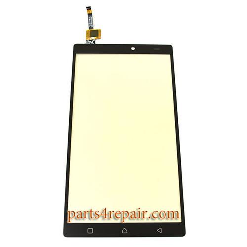 Touch Screen Digitizer for Lenovo Vibe K4 Note -Black