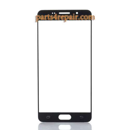 Front Glass OEM for Samsung Galaxy A7 (2016) All Versions -Black