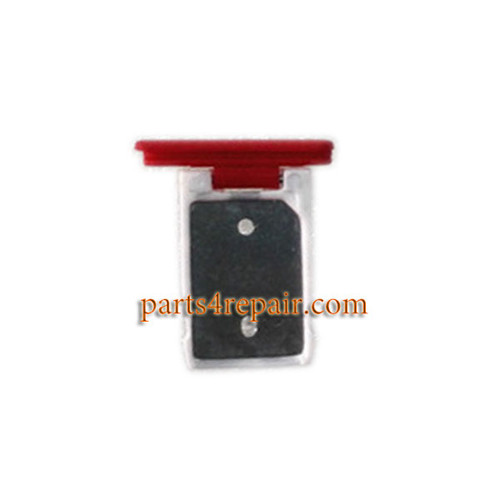 SIM Tray for HTC Desire Eye -Red
