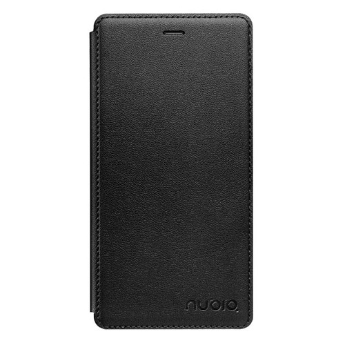 Leather Protector Case for ZTE Nubia Z9 Max -Black