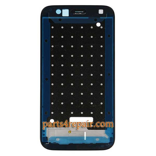 Front Housing Cover for Huawei G8 -Black