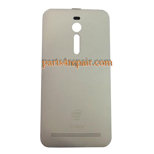 Back Cover for Asus Zenfone 2 ZE551ML ZE550ML -White