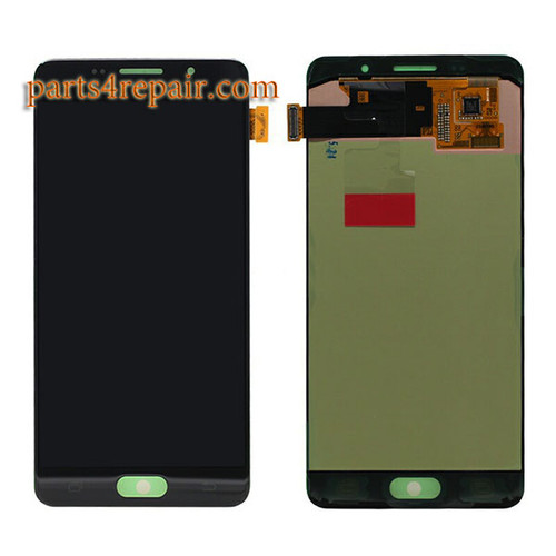 Complete Screen Assembly for Samsung Galaxy A5 (2016) -Black