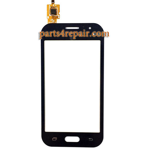 Touch Screen Digitizer for Samsung Galaxy J1 Ace -Black