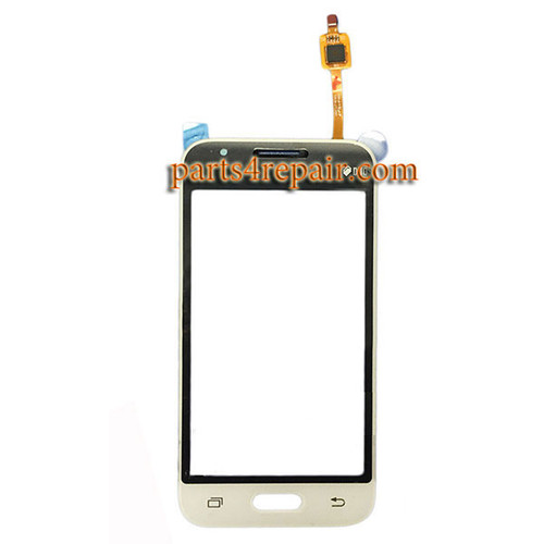 Touch Screen Digitizer for Samsung Galaxy J1 Nxt (J1 mini) -White