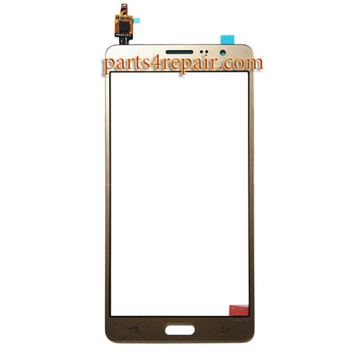 Touch Screen Digitizer for Samsung Galaxy On7 -Gold