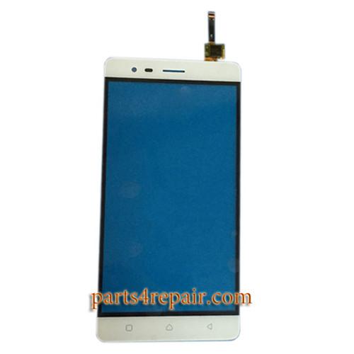 Touch Screen Digitizer for Lenovo K5 Note -White