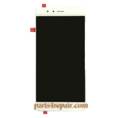 Complete Screen Assembly for Huawei Honor V8 -White