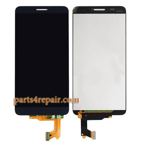 Complete Screen Assembly for Huawei Honor 7i -Black