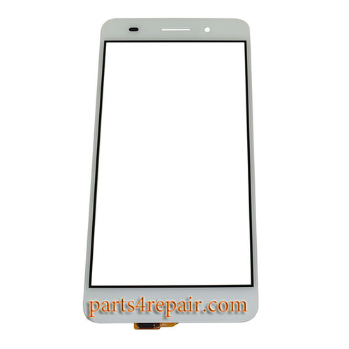 """Touch Screen Digitizer with """"Honor"""" logo for Huawei Honor 5C -White"""