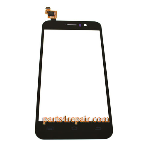 Touch Screen Digitizer for JiaYu G5 -Black
