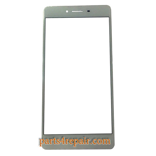 Front Glass OEM for Oppo R7s -White