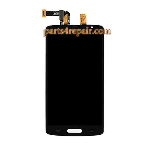 Complete Screen Assembly for LG L80 -Black
