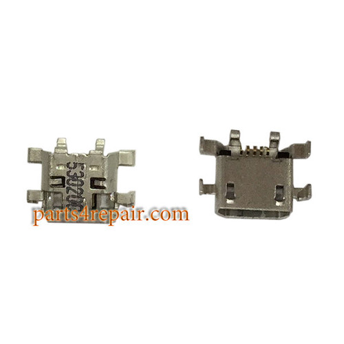 Dock Charging Port for Sony Xperia M2 -5pcs