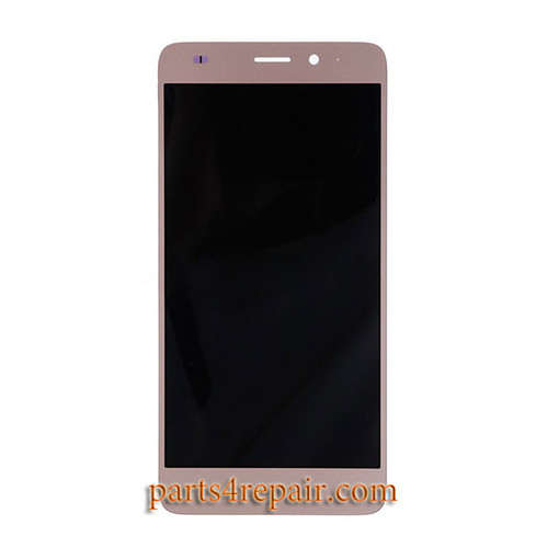 """Complete Screen Assembly with """"Honor"""" for Huawei Honor 5C -Gold"""