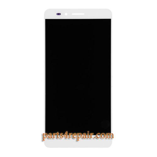 Complete Screen Assembly for Huawei Honor 5X (2GB RAM) -White