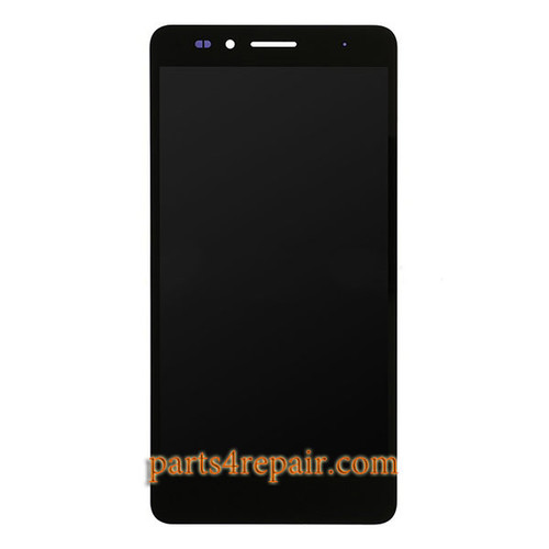 Complete Screen Assembly for Huawei Honor 5X (3GB RAM) -Black