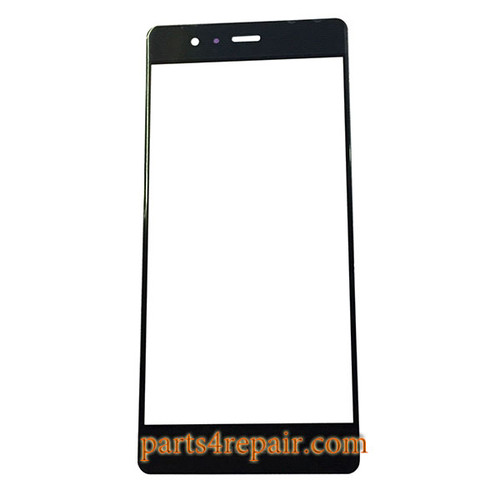 Front Glass OEM for Huawei P9 -Black