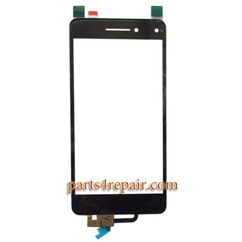 Touch Screen Digitizer for Lenovo Vibe S1 -Black