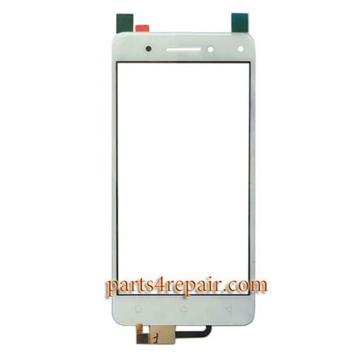 Touch Screen Digitizer for Lenovo Vibe S1 -White