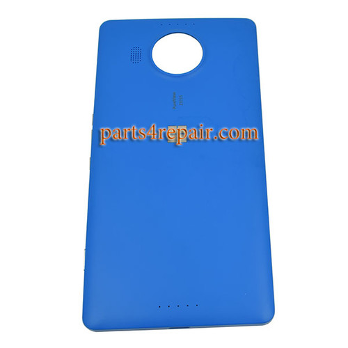 Back Cover OEM with Side Keys for Microsoft Lumia 950 XL -Blue