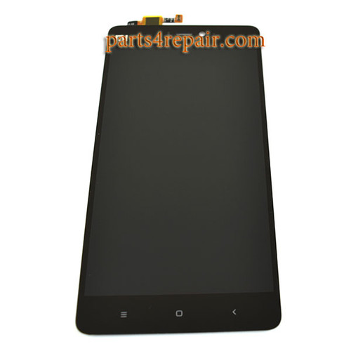 Compete Screen Assembly for Xiaomi Mi 4s -Black