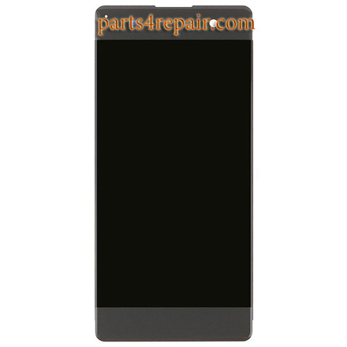Complete Screen Assembly for Sony Xperia XA -Black