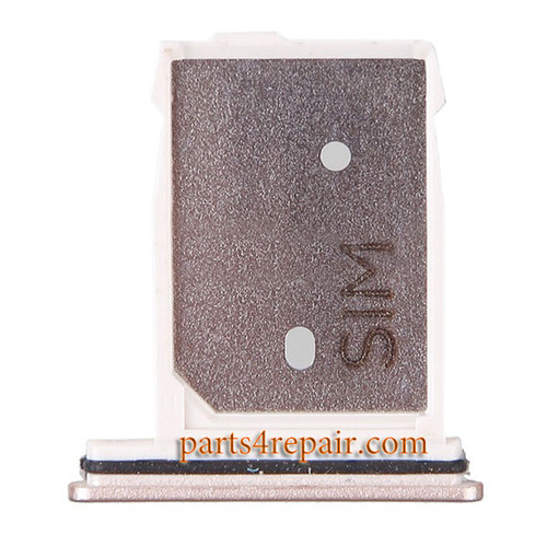 SIM Tray for HTC 10 -Gold